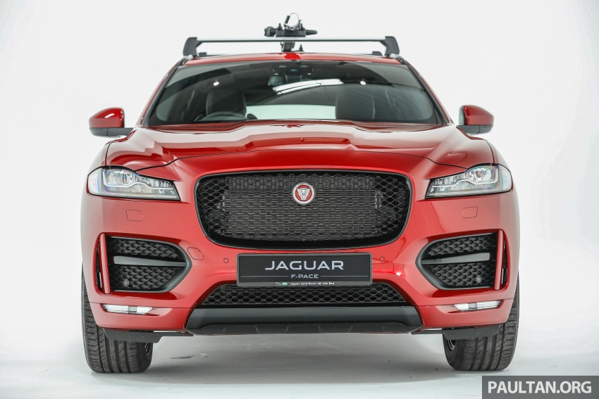 Jaguar F-Pace launched – 340 PS 3.0 V6, from RM599k Image #585997