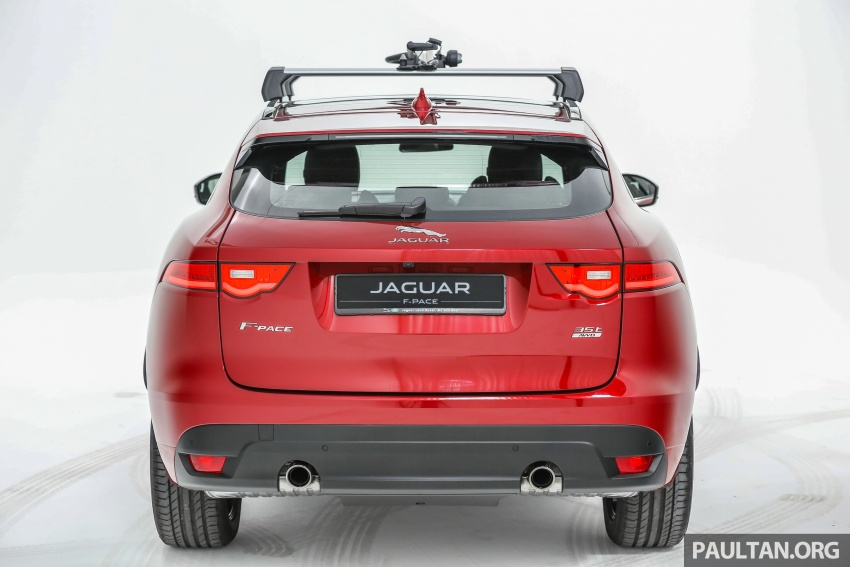 Jaguar F-Pace launched – 340 PS 3.0 V6, from RM599k Image #585999