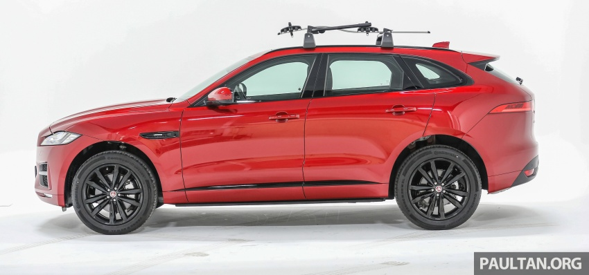 Jaguar F-Pace launched – 340 PS 3.0 V6, from RM599k Image #586001