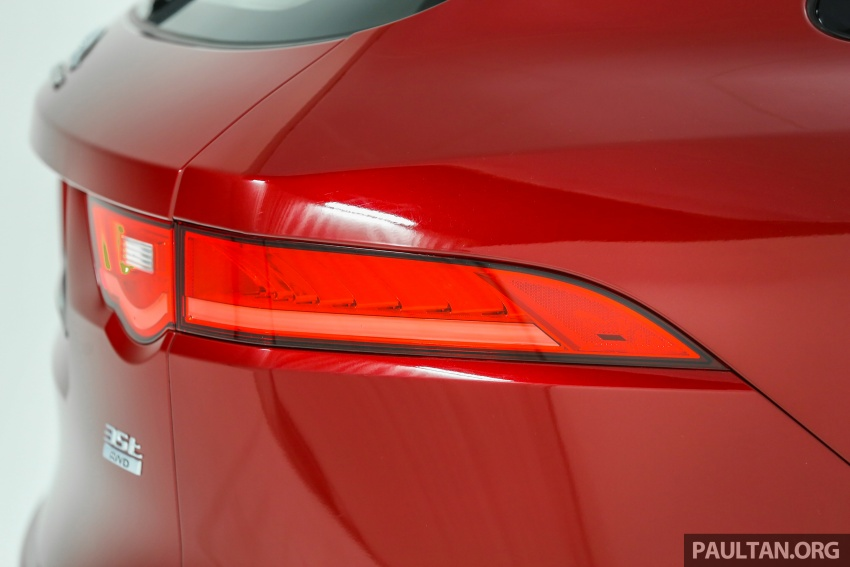 Jaguar F-Pace launched – 340 PS 3.0 V6, from RM599k Image #586024
