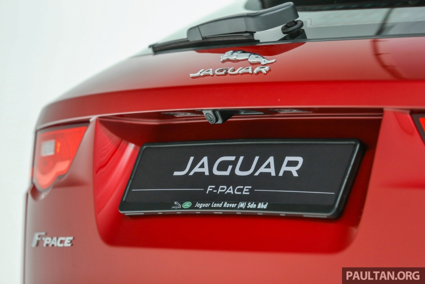 Jaguar F-Pace launched – 340 PS 3.0 V6, from RM599k Image #586028