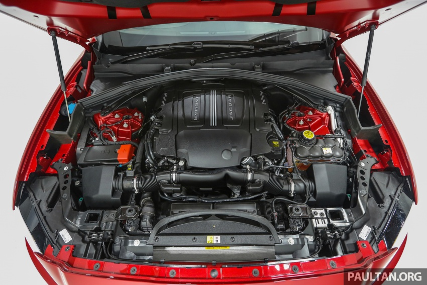 Jaguar F-Pace launched – 340 PS 3.0 V6, from RM599k Image #586031