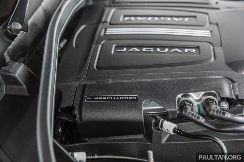 Jaguar F-Pace launched – 340 PS 3.0 V6, from RM599k Image #586033