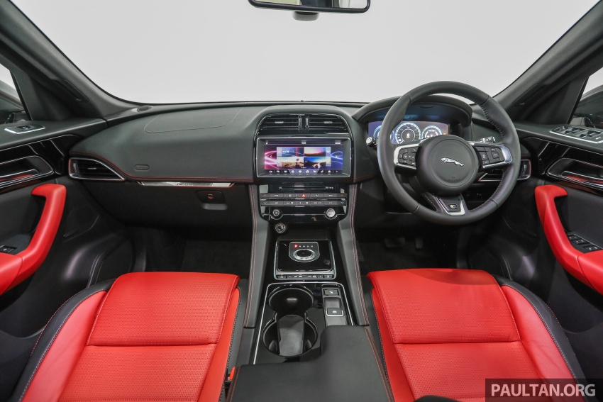Jaguar F-Pace launched – 340 PS 3.0 V6, from RM599k Image #586034