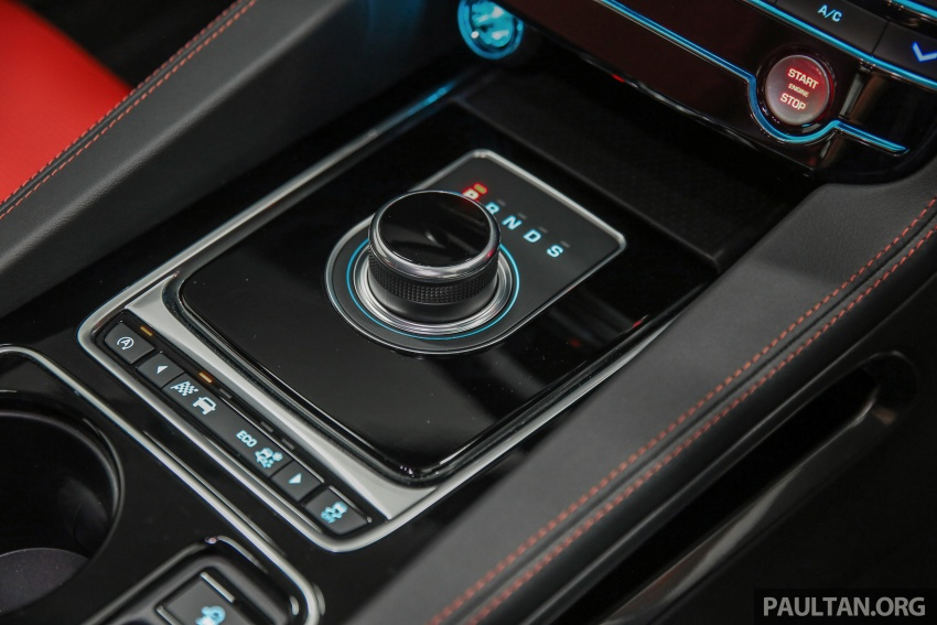Jaguar F-Pace launched – 340 PS 3.0 V6, from RM599k Image #586063
