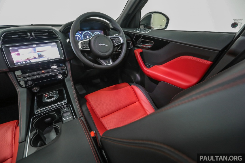 Jaguar F-Pace launched – 340 PS 3.0 V6, from RM599k Image #586086