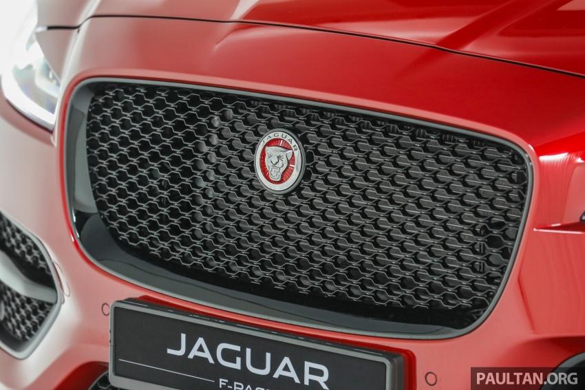 Jaguar F-Pace dilancarkan di Malaysia – 3.0L supercaj V6, varian Prestige, R Sport, harga dari RM599k Image #585370