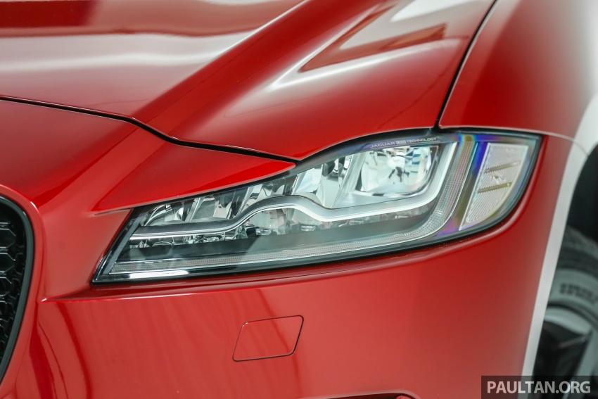 Jaguar F-Pace dilancarkan di Malaysia – 3.0L supercaj V6, varian Prestige, R Sport, harga dari RM599k Image #585375