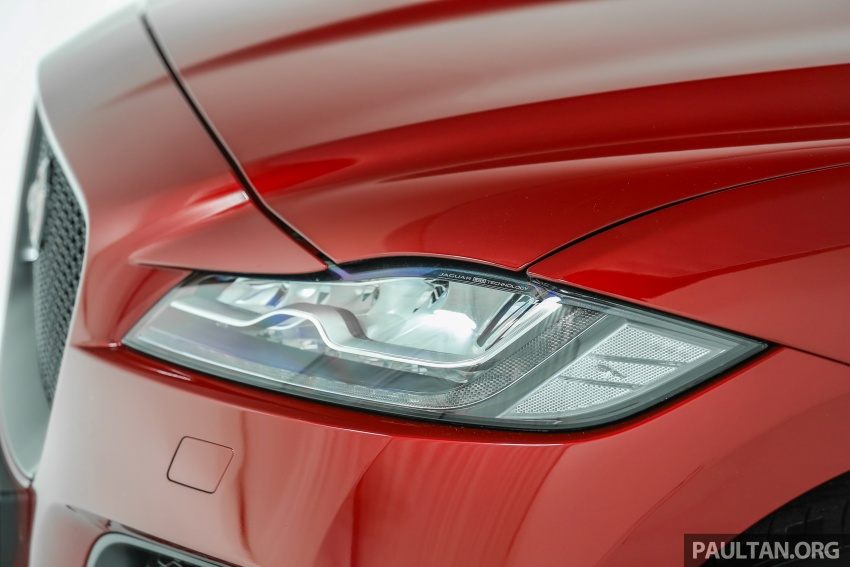 Jaguar F-Pace dilancarkan di Malaysia – 3.0L supercaj V6, varian Prestige, R Sport, harga dari RM599k Image #585379