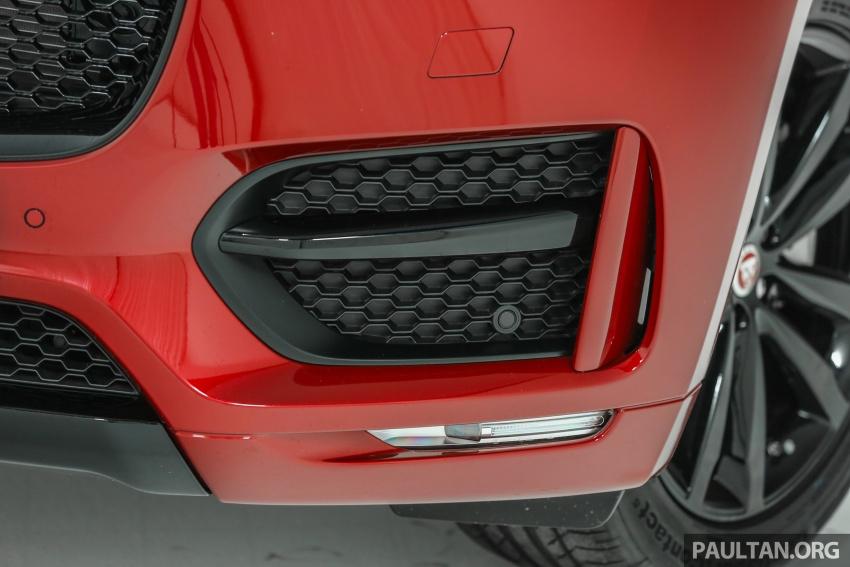 Jaguar F-Pace dilancarkan di Malaysia – 3.0L supercaj V6, varian Prestige, R Sport, harga dari RM599k Image #585382