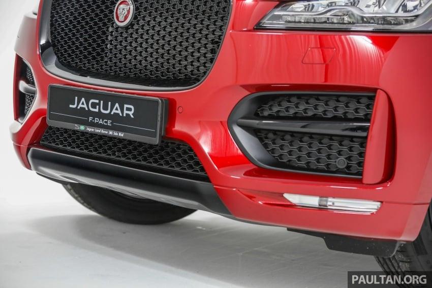 Jaguar F-Pace dilancarkan di Malaysia – 3.0L supercaj V6, varian Prestige, R Sport, harga dari RM599k Image #585384