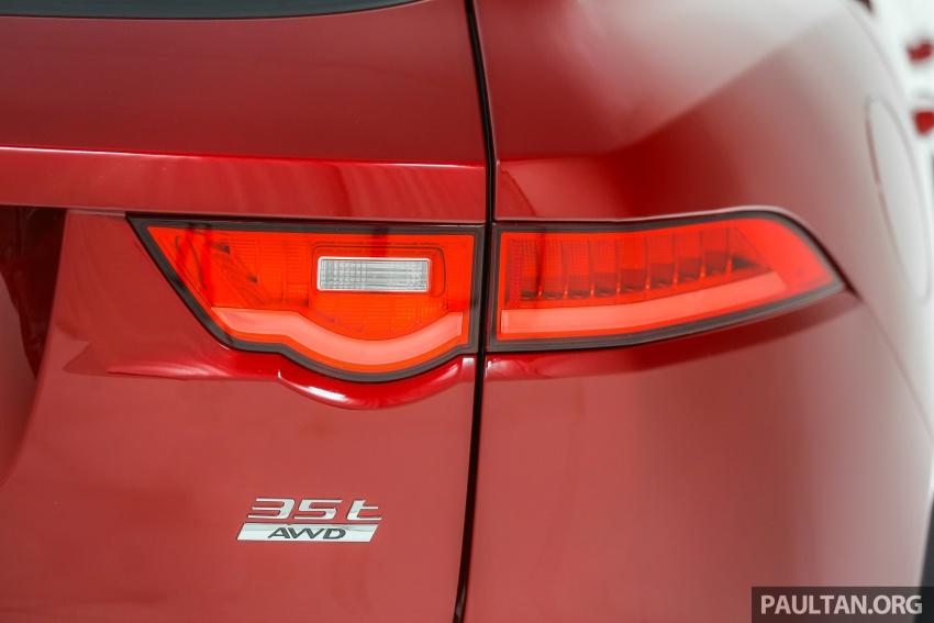 Jaguar F-Pace dilancarkan di Malaysia – 3.0L supercaj V6, varian Prestige, R Sport, harga dari RM599k Image #585419