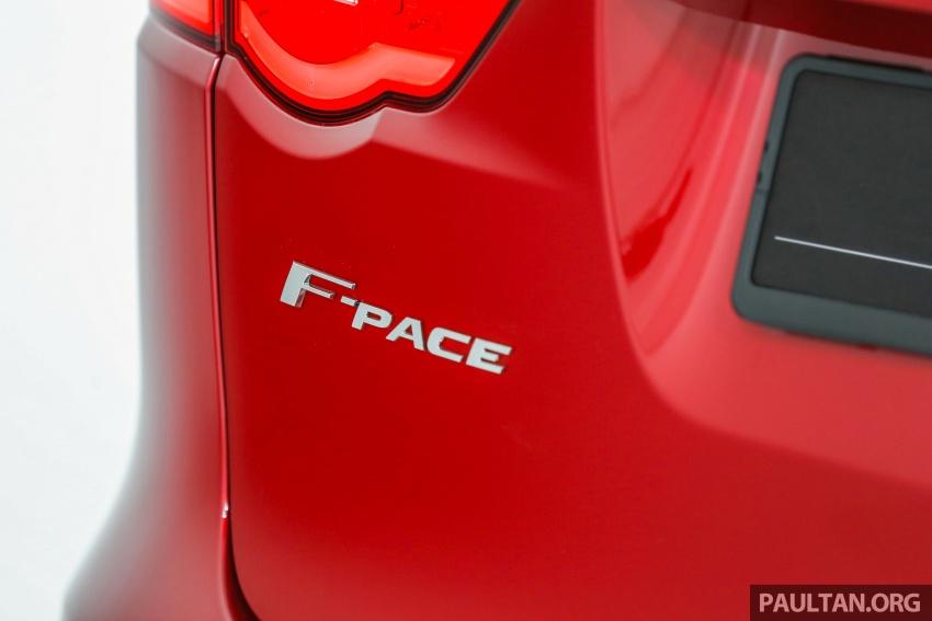 Jaguar F-Pace dilancarkan di Malaysia – 3.0L supercaj V6, varian Prestige, R Sport, harga dari RM599k Image #585425