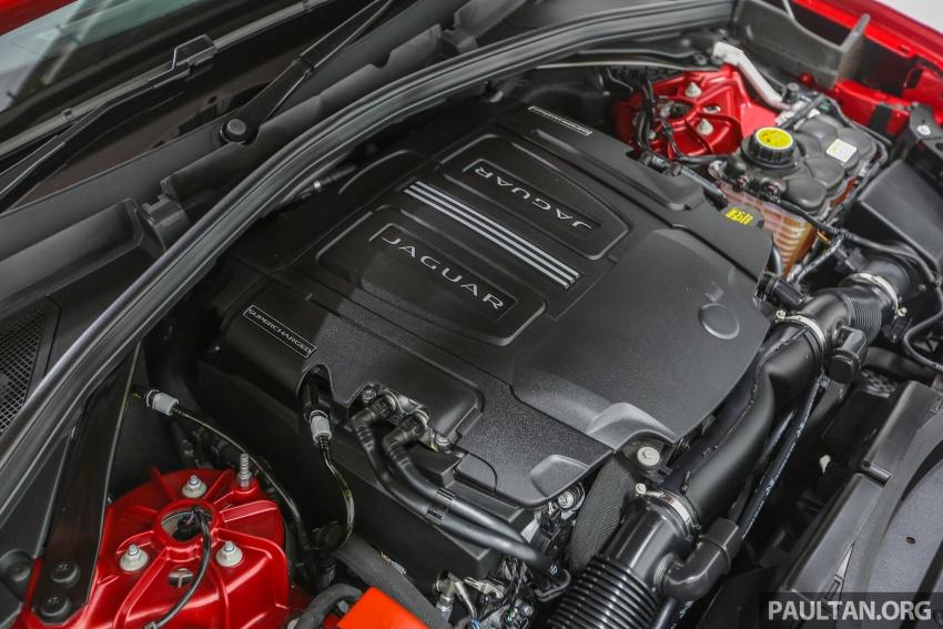 Jaguar F-Pace dilancarkan di Malaysia – 3.0L supercaj V6, varian Prestige, R Sport, harga dari RM599k Image #585434