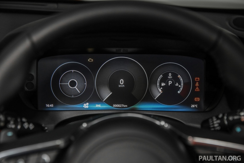Jaguar F-Pace dilancarkan di Malaysia – 3.0L supercaj V6, varian Prestige, R Sport, harga dari RM599k Image #585454