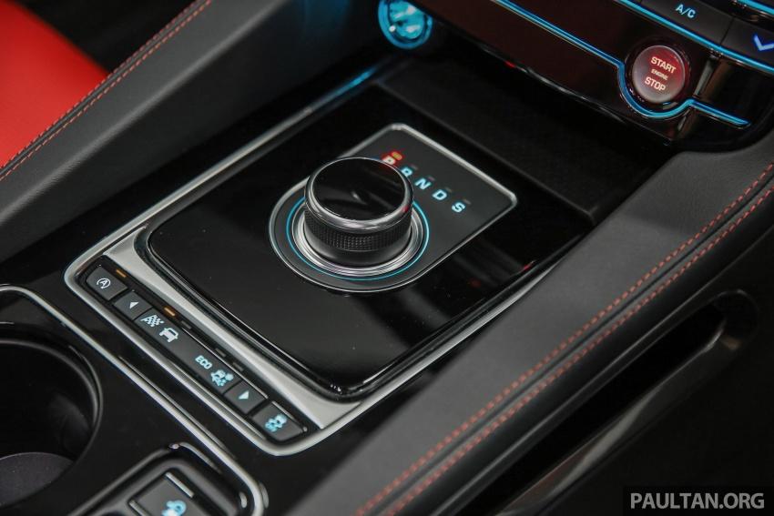 Jaguar F-Pace dilancarkan di Malaysia – 3.0L supercaj V6, varian Prestige, R Sport, harga dari RM599k Image #585485
