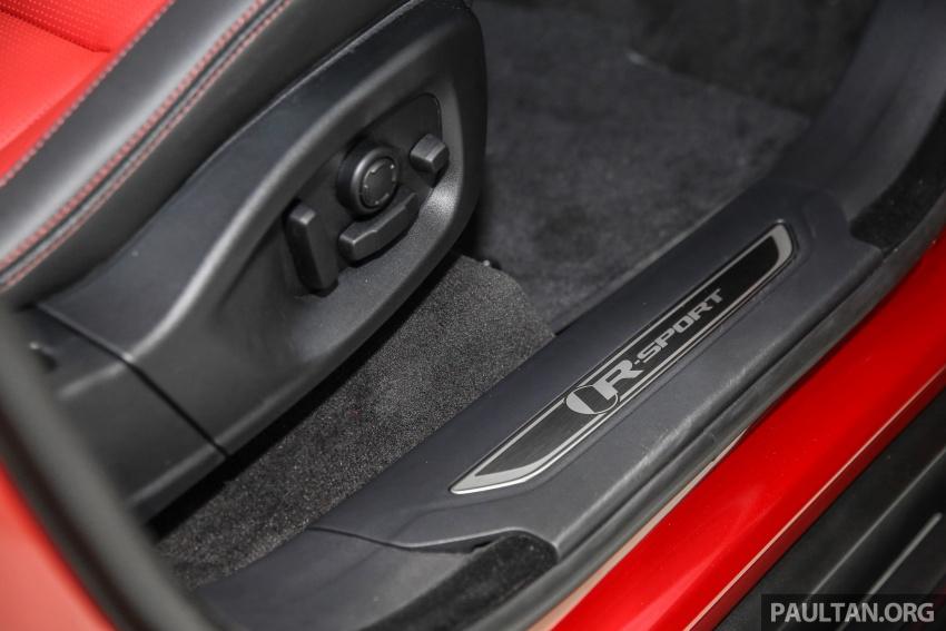 Jaguar F-Pace dilancarkan di Malaysia – 3.0L supercaj V6, varian Prestige, R Sport, harga dari RM599k Image #585492