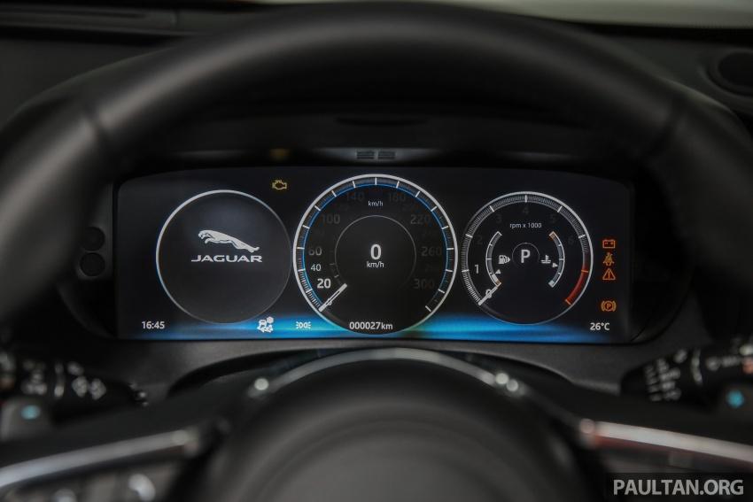 Jaguar F-Pace dilancarkan di Malaysia – 3.0L supercaj V6, varian Prestige, R Sport, harga dari RM599k Image #585446
