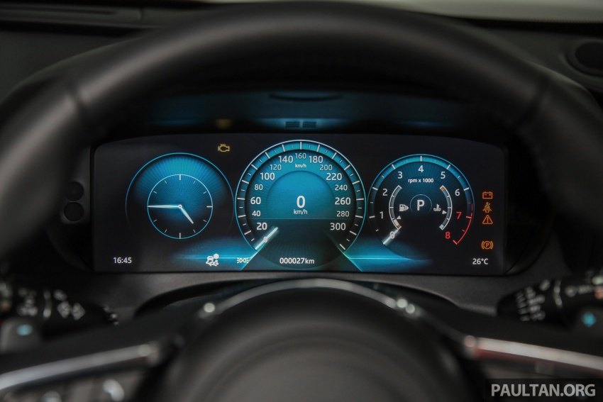 Jaguar F-Pace dilancarkan di Malaysia – 3.0L supercaj V6, varian Prestige, R Sport, harga dari RM599k Image #585451