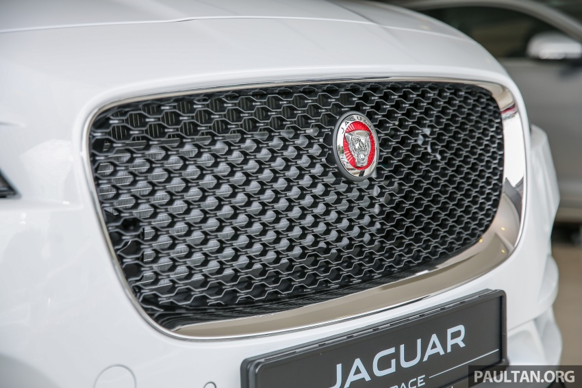 Jaguar F-Pace launched – 340 PS 3.0 V6, from RM599k Image #589150