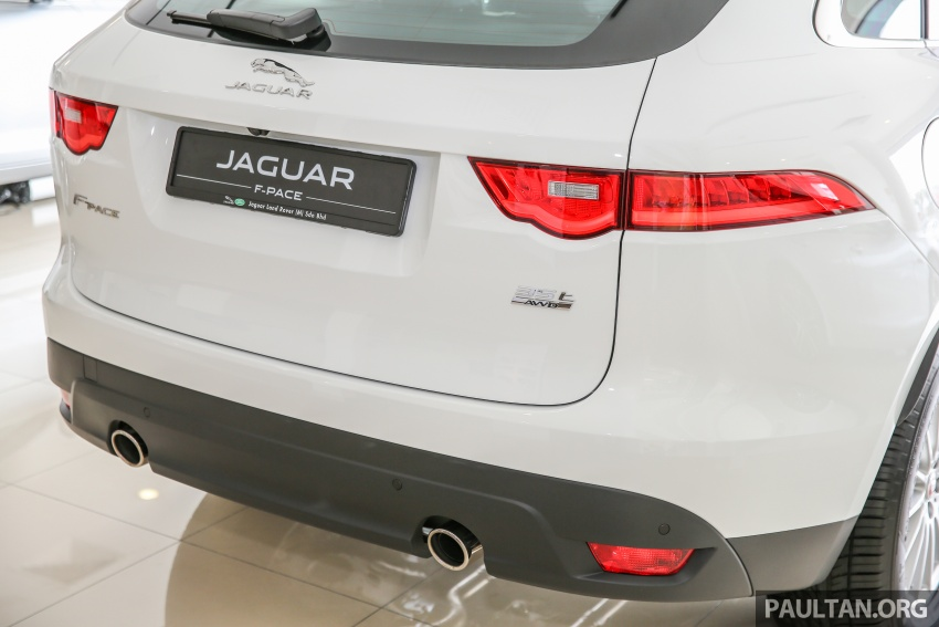 Jaguar F-Pace launched – 340 PS 3.0 V6, from RM599k Image #589158