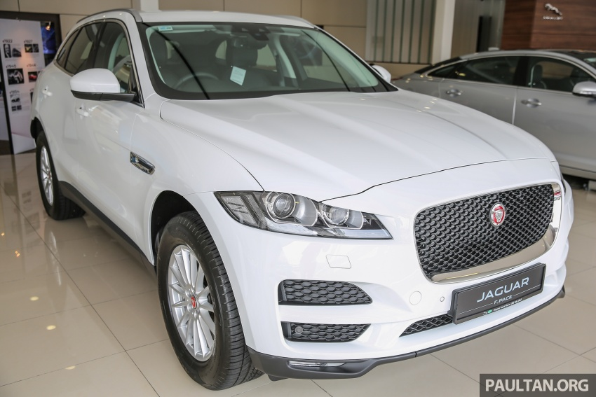Jaguar F-Pace launched – 340 PS 3.0 V6, from RM599k Image #589142