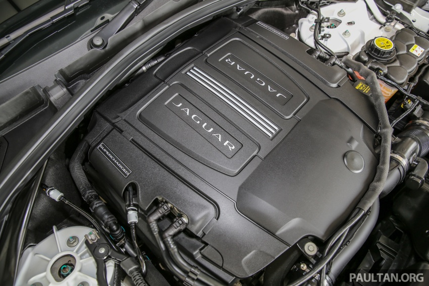 Jaguar F-Pace launched – 340 PS 3.0 V6, from RM599k Image #589170