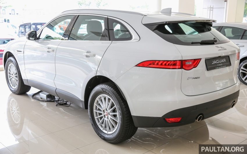 Jaguar F-Pace launched – 340 PS 3.0 V6, from RM599k Image #589143