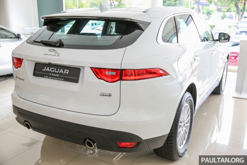 Jaguar F-Pace launched – 340 PS 3.0 V6, from RM599k Image #589144