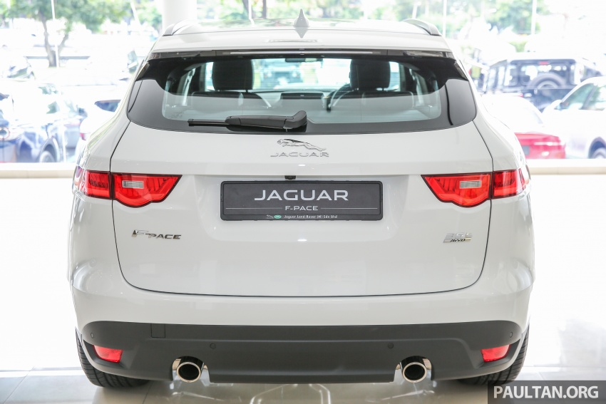 Jaguar F-Pace launched – 340 PS 3.0 V6, from RM599k Image #589146