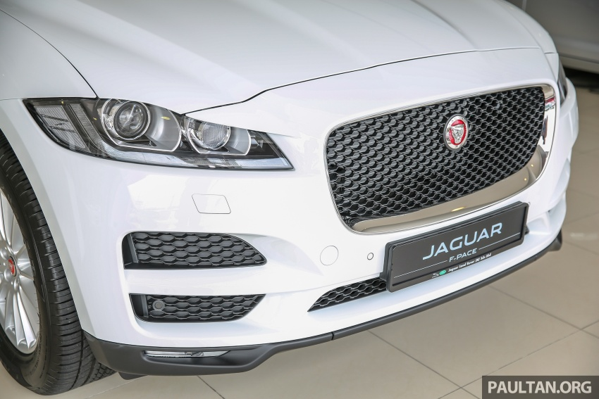 Jaguar F-Pace launched – 340 PS 3.0 V6, from RM599k Image #589147