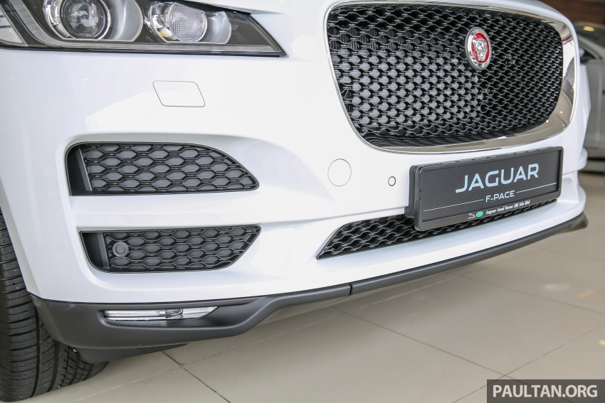 Jaguar F-Pace launched – 340 PS 3.0 V6, from RM599k Image #589149