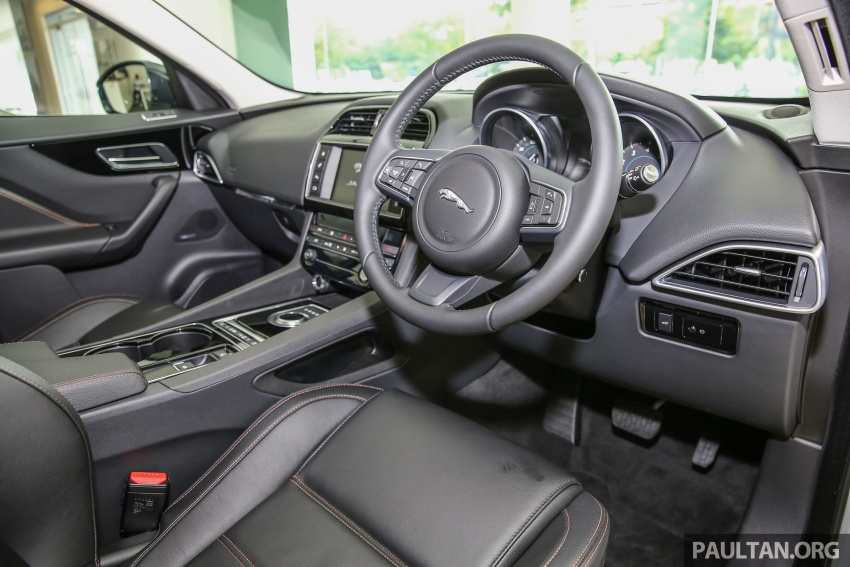 Jaguar F-Pace launched – 340 PS 3.0 V6, from RM599k Image #589172