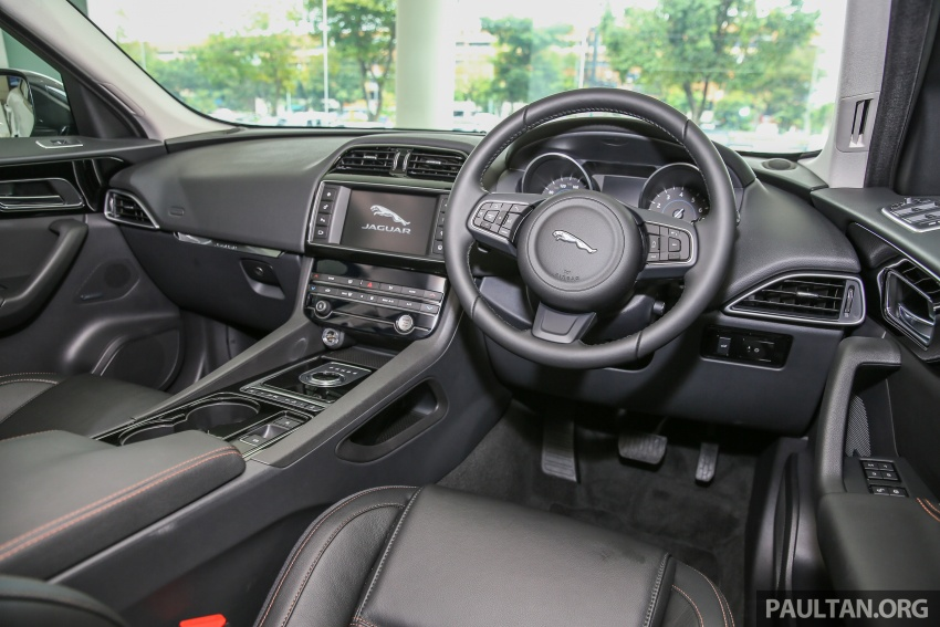 Jaguar F-Pace launched – 340 PS 3.0 V6, from RM599k Image #589194