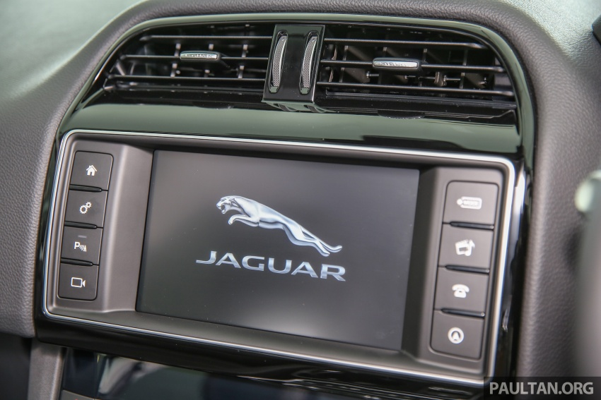 Jaguar F-Pace launched – 340 PS 3.0 V6, from RM599k Image #589176