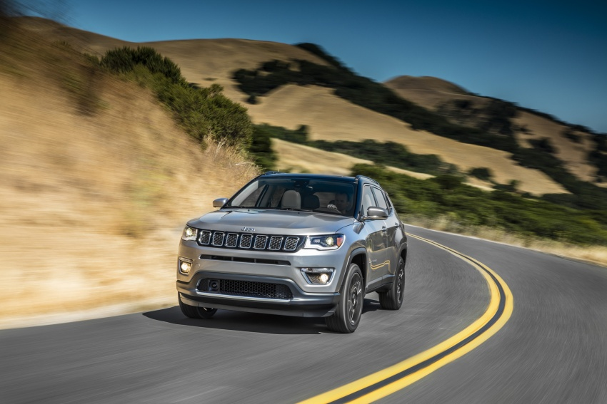 2017 Jeep Compass – full details of the compact SUV Image #582363