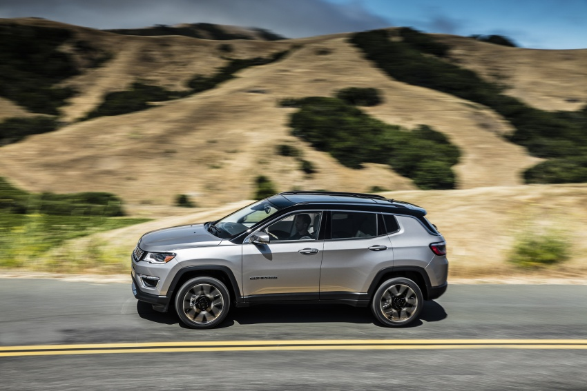 2017 Jeep Compass – full details of the compact SUV Image #582366