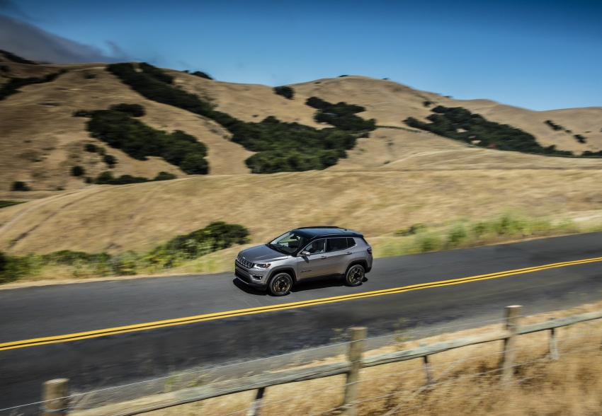 2017 Jeep Compass – full details of the compact SUV Image #582367