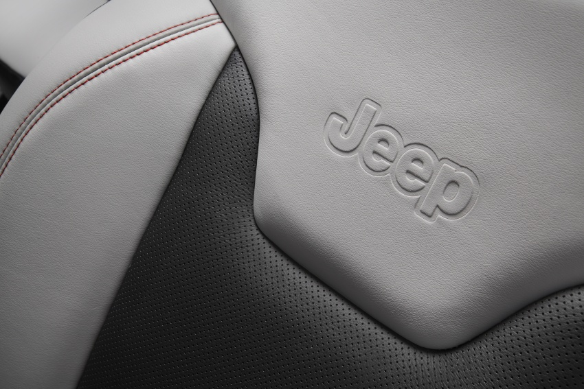 2017 Jeep Compass – full details of the compact SUV Image #582386