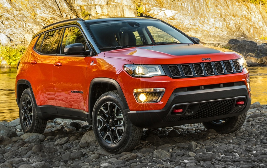 2017 Jeep Compass – full details of the compact SUV Image #582446