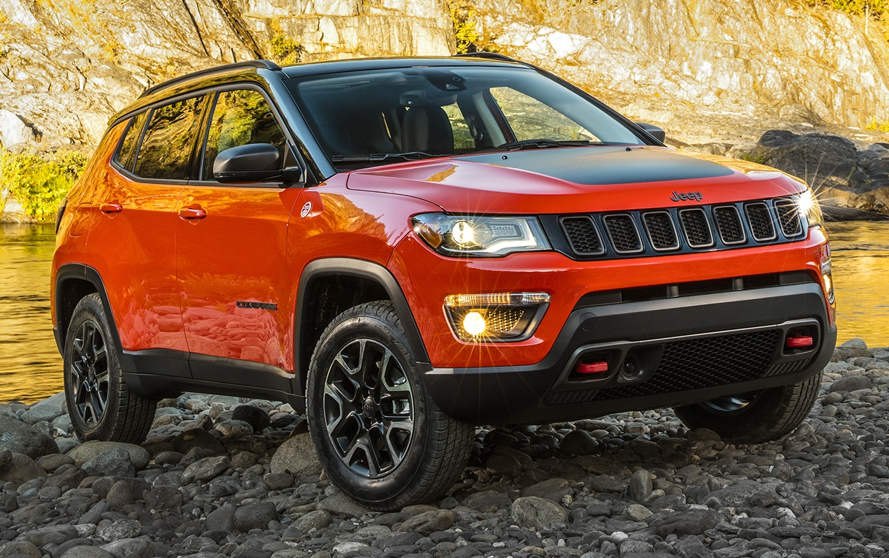 2017 Jeep Compass – full details of the compact SUV