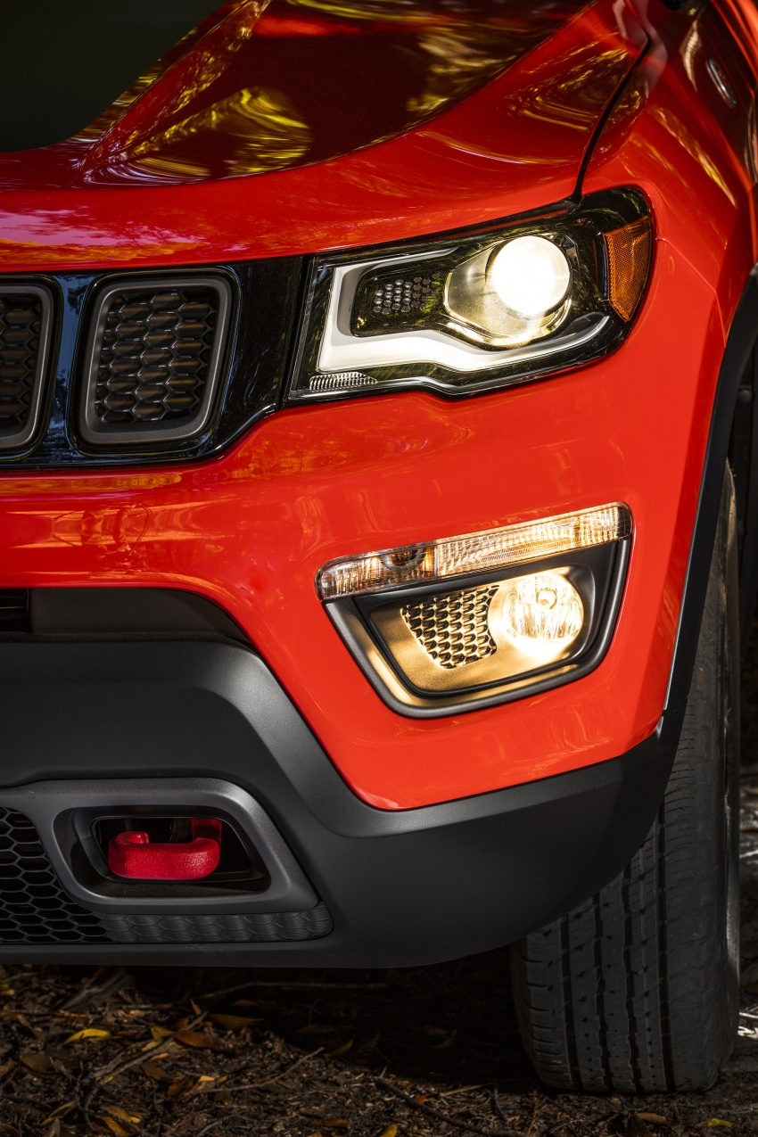 2017 Jeep Compass – full details of the compact SUV Image #582461