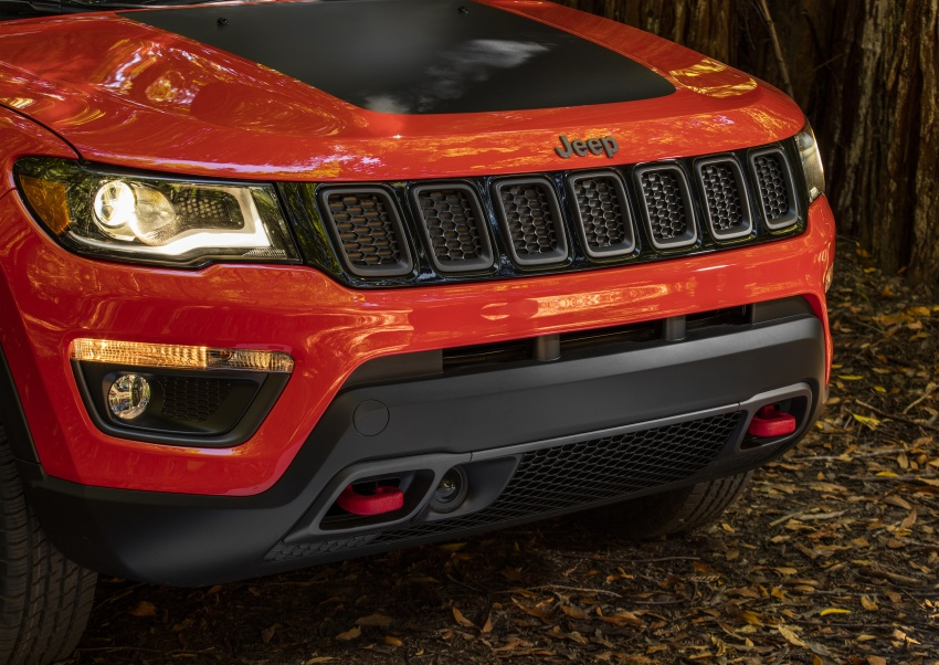 2017 Jeep Compass – full details of the compact SUV Image #582465
