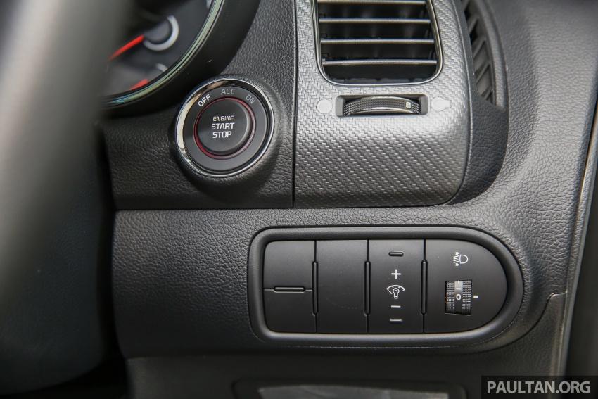Kia Cerato facelift now in showrooms – KX, 1.6L, 2.0L Image #572800