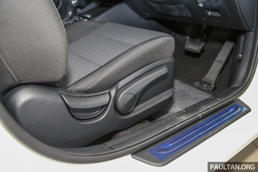 Kia Cerato facelift now in showrooms – KX, 1.6L, 2.0L Image #572803