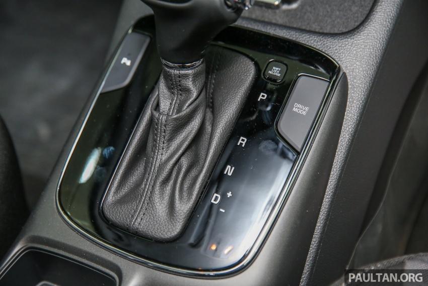 Kia Cerato facelift now in showrooms – KX, 1.6L, 2.0L Image #572784