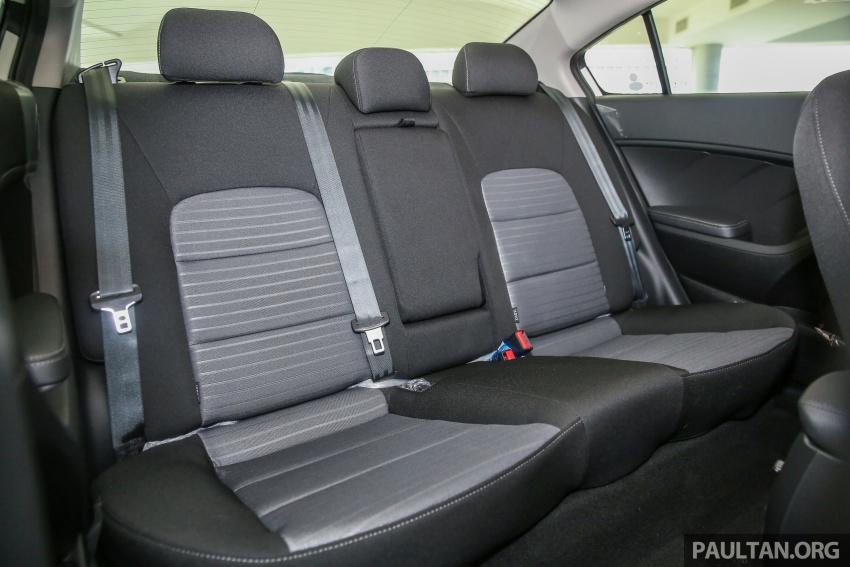 Kia Cerato facelift now in showrooms – KX, 1.6L, 2.0L Image #572786