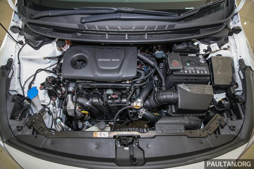 Kia Cerato facelift now in showrooms – KX, 1.6L, 2.0L Image #572787