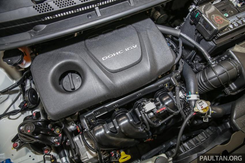 Kia Cerato facelift now in showrooms – KX, 1.6L, 2.0L Image #572788