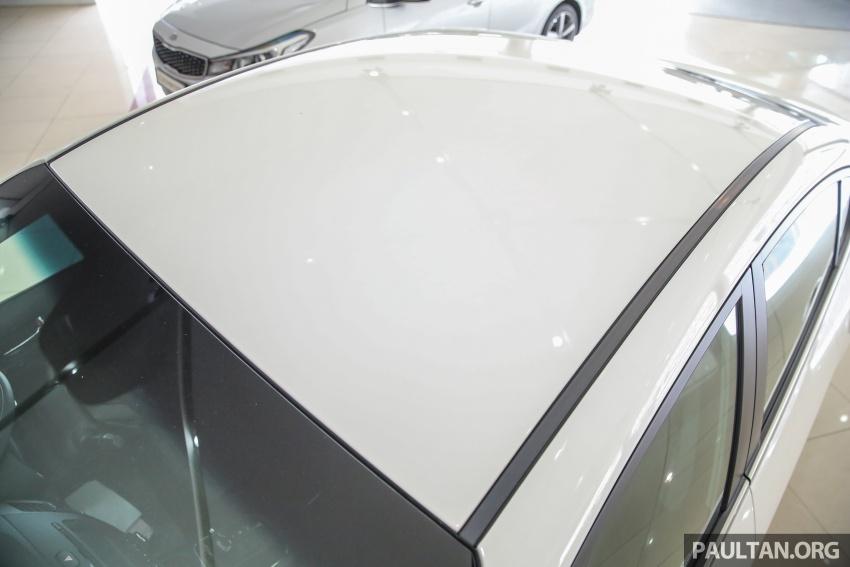 Kia Cerato facelift now in showrooms – KX, 1.6L, 2.0L Image #572779